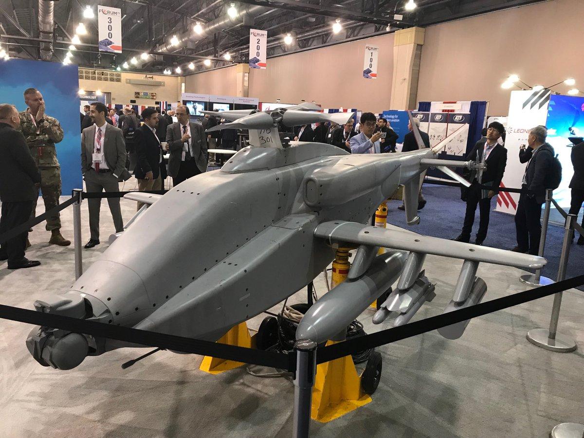 Нова високоскоростна версия на ударния вертолет AH-64 Apache