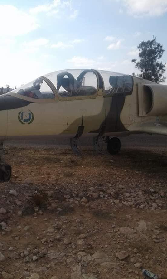 Либийски УБС L-39 е извършил аварийно кацанe в Тунис