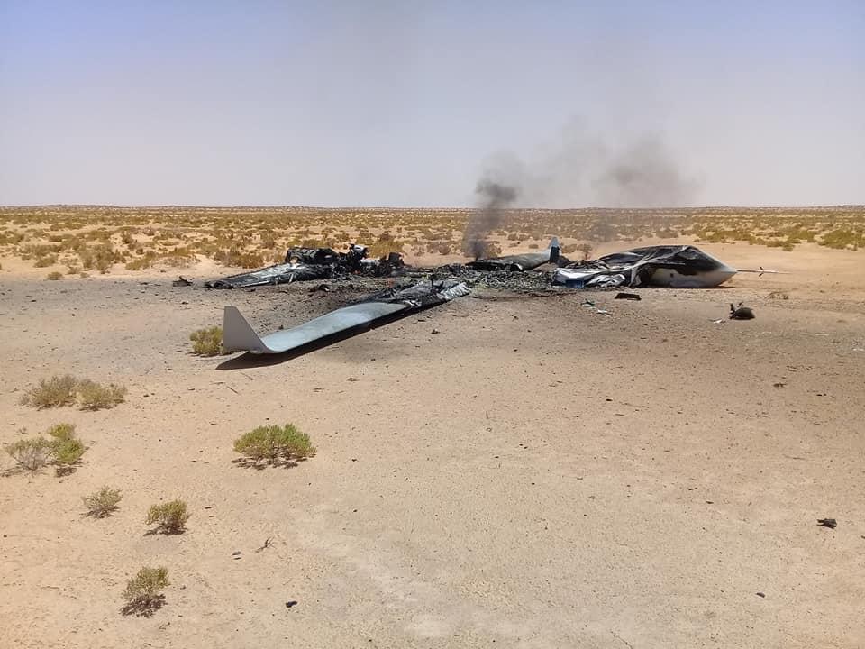 В Либия е свален ударен БЛА Wing Loong II на силите на генерал Хафтар