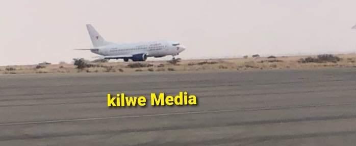 Инцидент при кацане с B737-500 на Air Djibouti