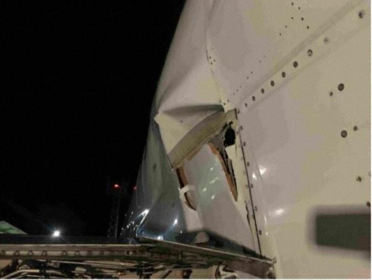 Сериозен инцидент при кацане с карго самолет В737-400 във Великобритания