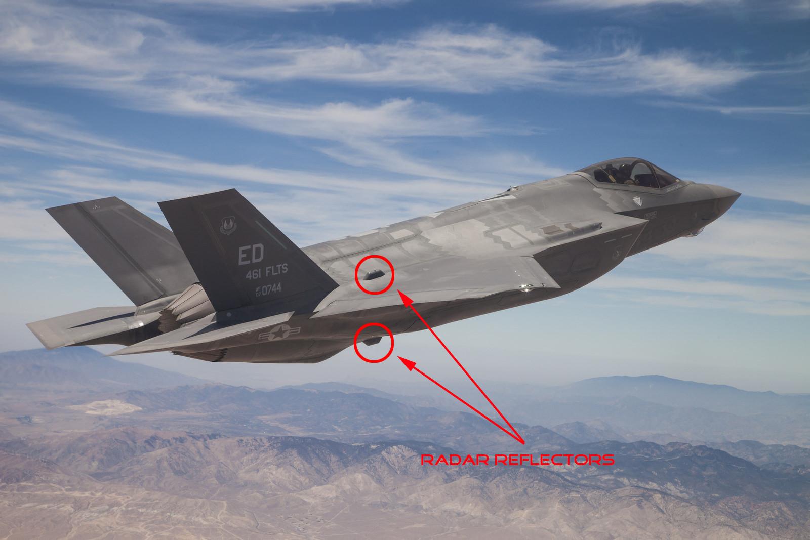 Повече детайли за оперативното използване на израелските F-35А