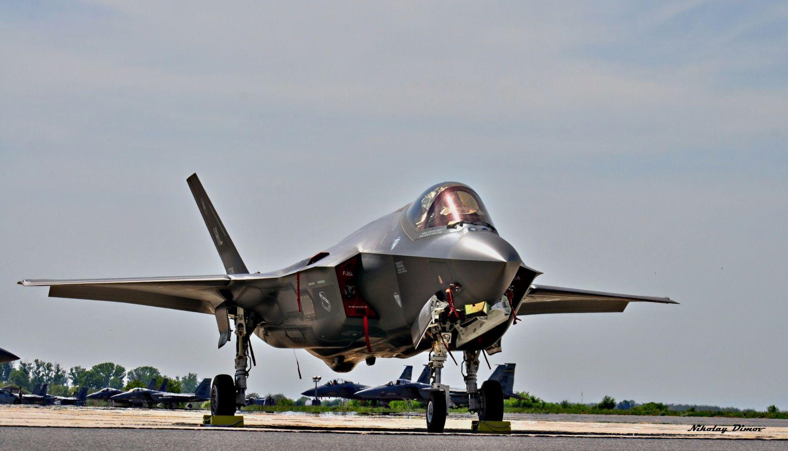 F-35A отново в България?