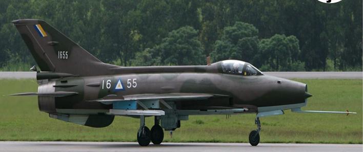 Два изтребителя F-7 от състава на ВВС на Мианмар се разбиват в един и същи ден