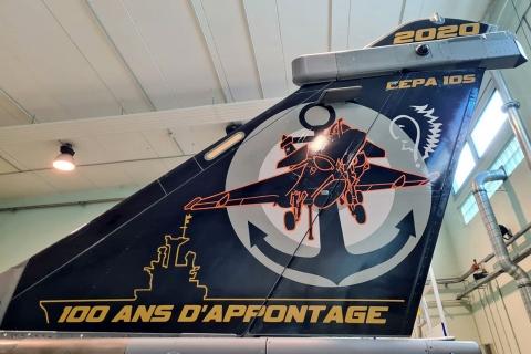 """Първото френско """"appontage"""""""