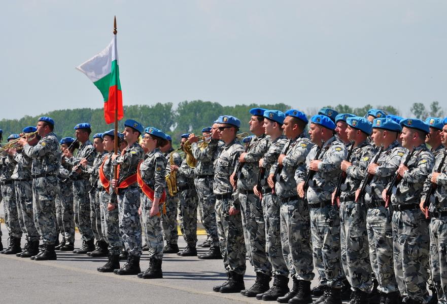 Демонстрация на военни способности пред Военния комитет на ЕС (1 част)