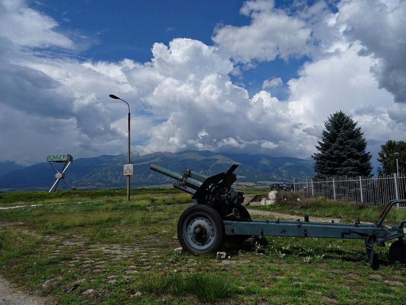 Ново оръдие-паметник преди Ведраре?