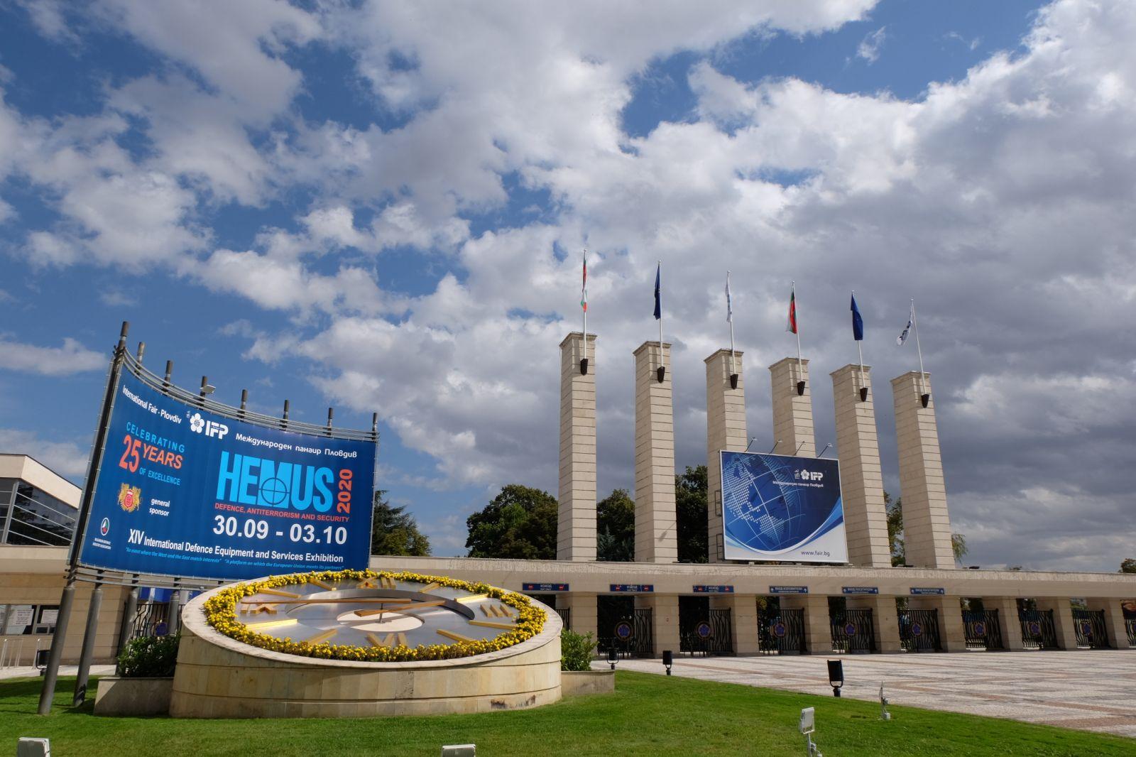 """Последни приготовления за откриващото се на 30 септември изложение """"Хемус 2020"""" (фотогалерия)"""