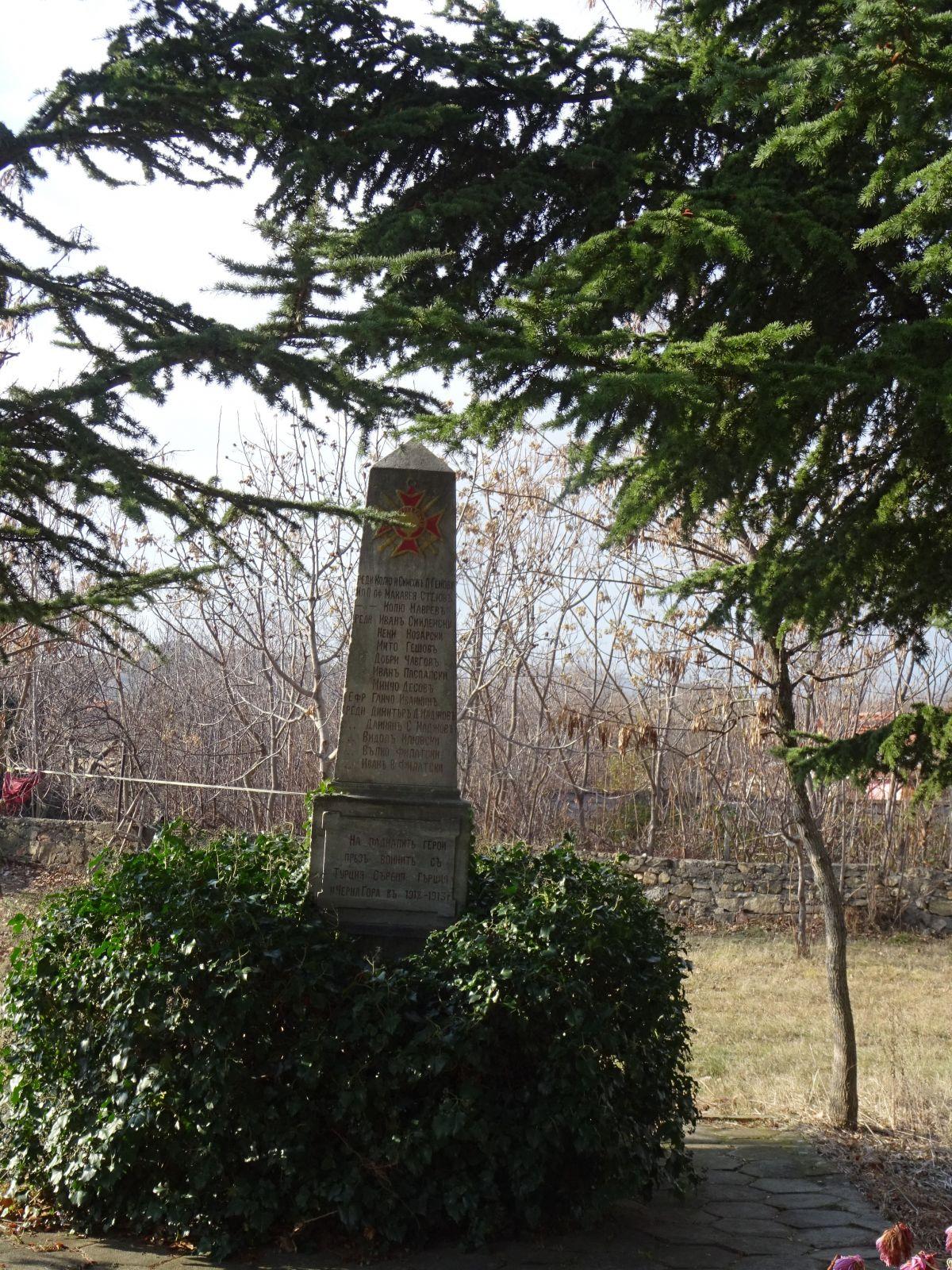Войнишки паметник в Хисар