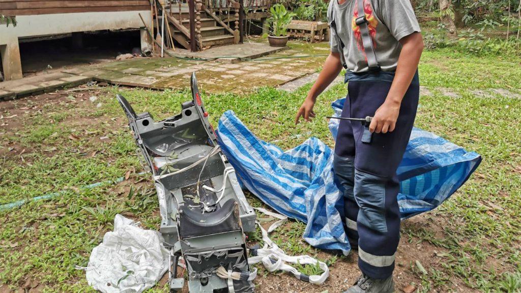 УТС L-39ZA /ART се е разбил в Тайланд, единият пилот е загинал