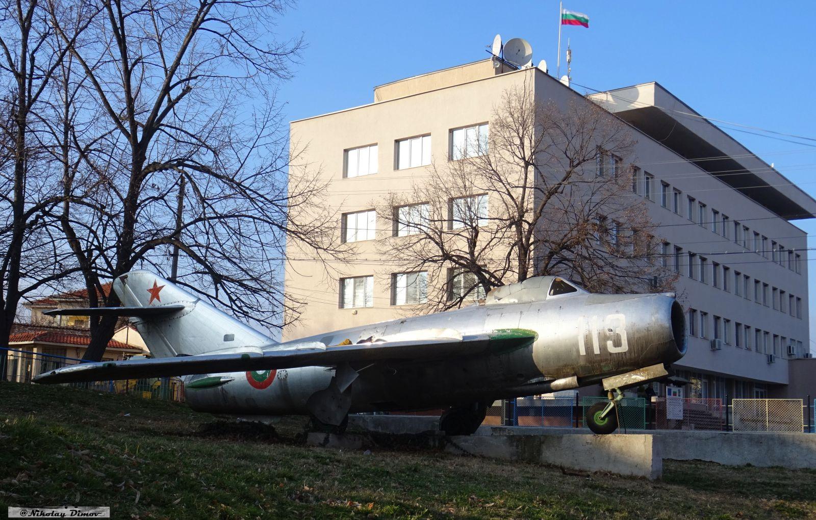 """""""Последен пристан"""" (част 21) :  МиГ-17 борд """"113"""" – град Брезово"""