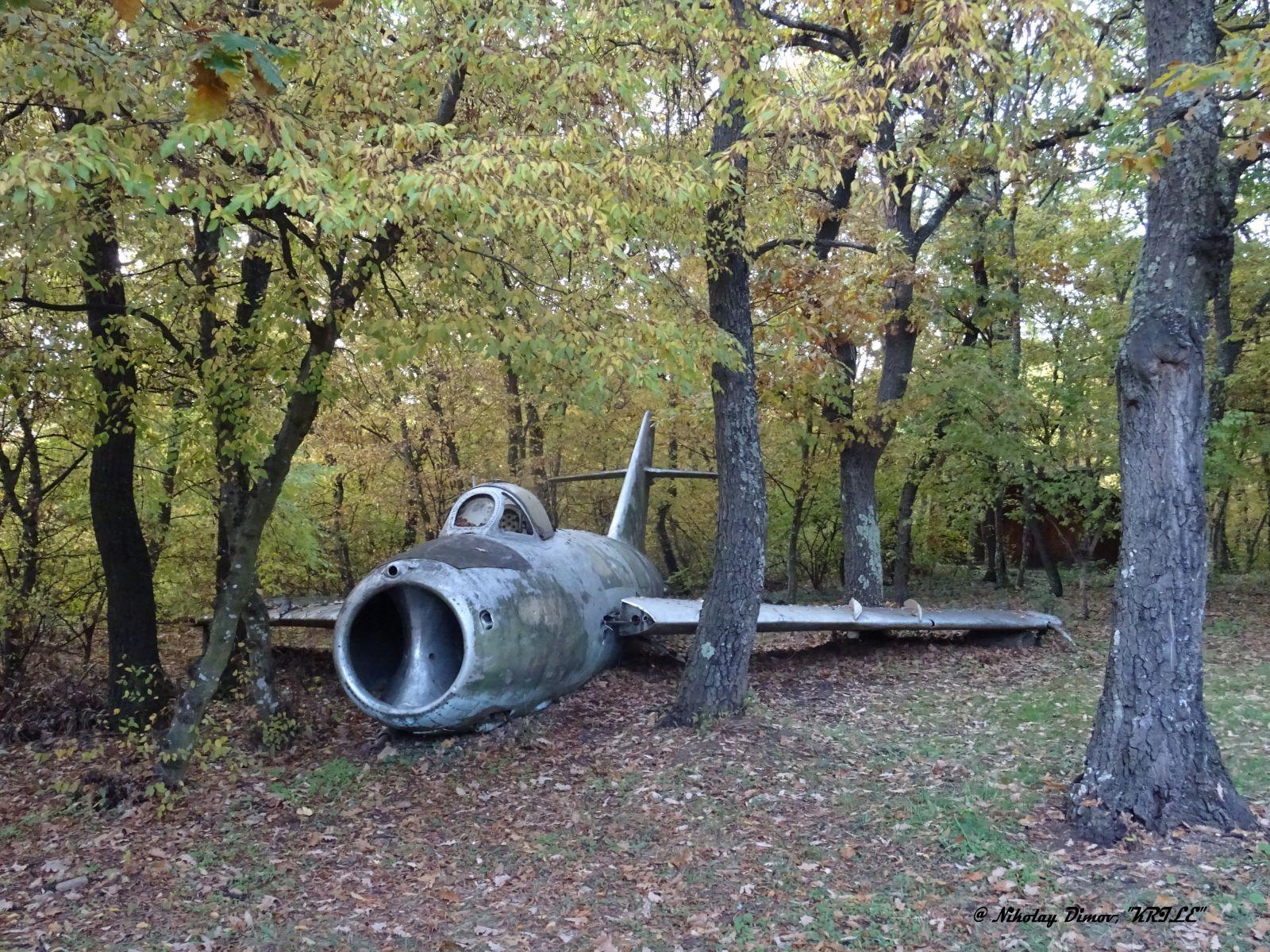 """""""Последен пристан"""" (част 26) :  МиГ-17Ф, борд """"124"""" – хижа Люляк"""