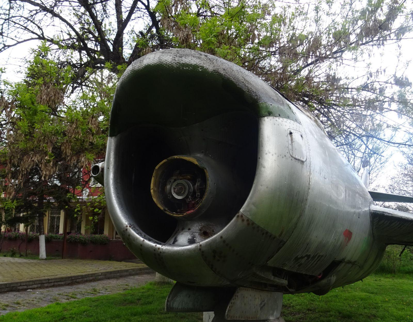 """Последен пристан"": МиГ-17ПФ борд ""18"" – село Оризари"