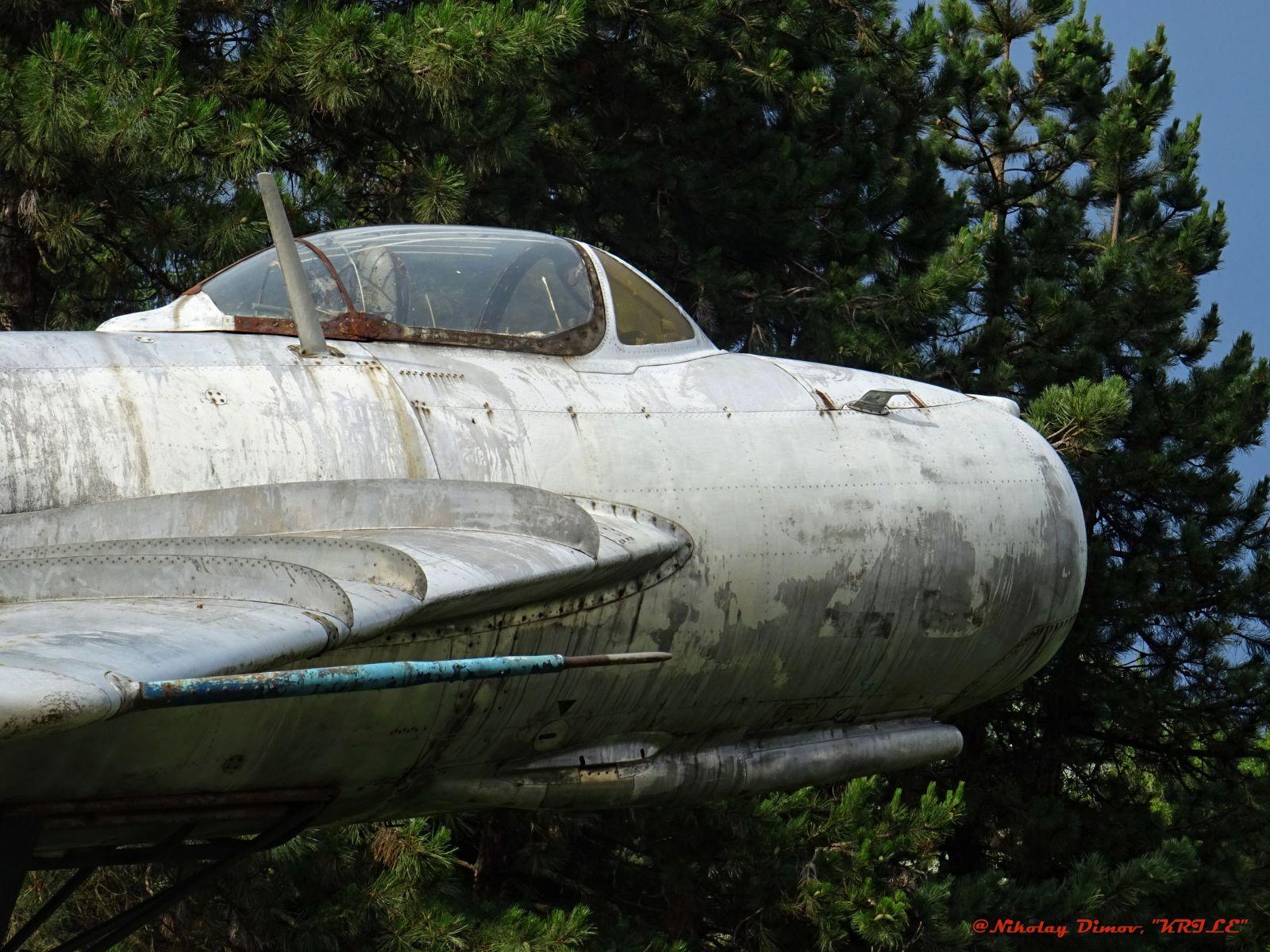 """""""Последен пристан"""" (част 33) : МиГ-17, борд """"23"""" – село Комарево"""
