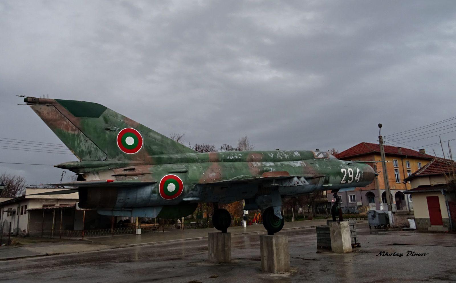 """Последен пристан"" (част 5) :  МиГ-21бис борд ""294"" – село Ахматово"