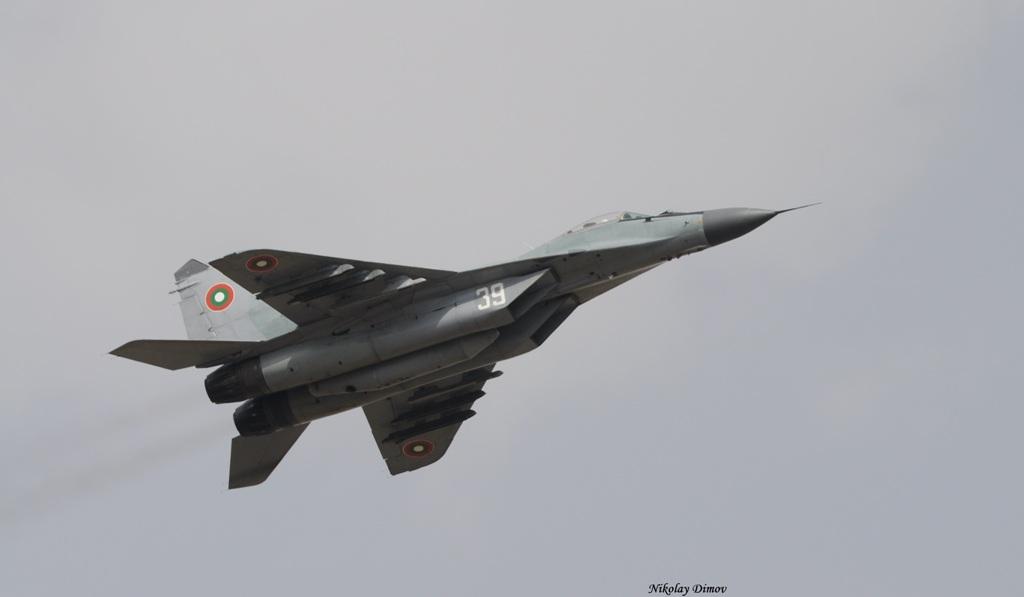 ДИРЕКТНО ОТ МЯСТОТО НА СЪБИТИЕТО: СЪВМЕСТНА ВЪЗДУШНА ОХРАНА НА РОДНОТО НИ НЕБЕ С F-15 И МИГ-29