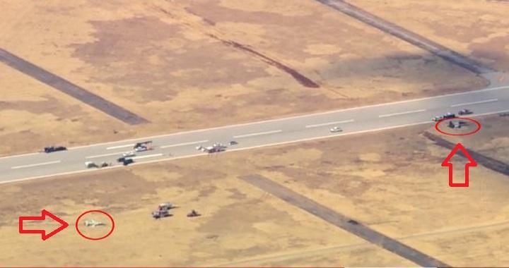 Двама пилоти са загинали при инцидент с два американски реактивни УТС T-38 Talon II (видео)