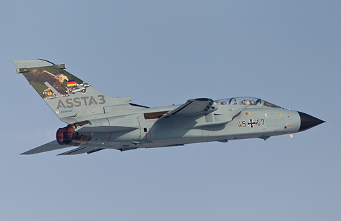 изтребител Tornado ASSTA 3.0