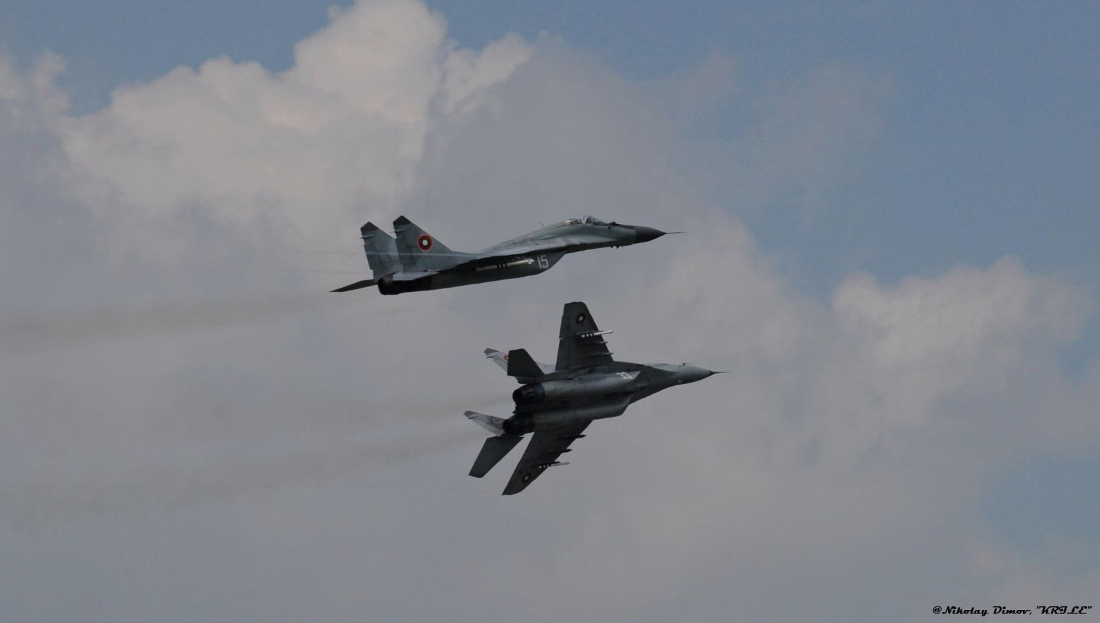 ГОРЕЩО: ДВА БЪЛГАРСКИ МИГ-29 ПРОГОНИХА РУСКИ БОМБАРДИРОВАЧИ ТУ-22М3 НАД ЧЕРНО МОРЕ!!! (ВИДЕО И ГАЛЕРИЯ)