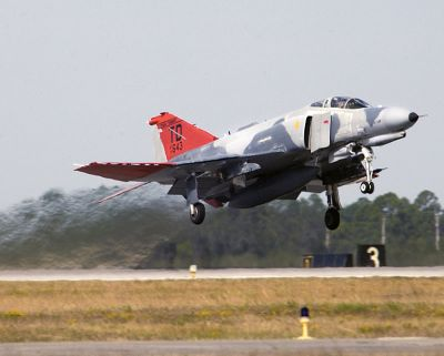 QF-4E Phantom II
