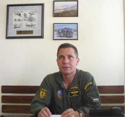 бригаден генерал Петьо Мирчев