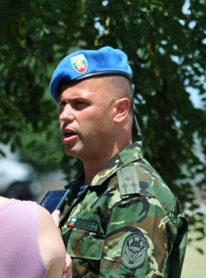 бригаден генерал Явор Матеев