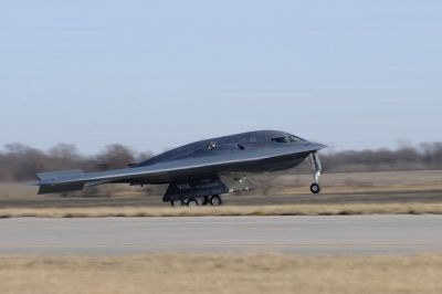 B-2 Spirit of Washington