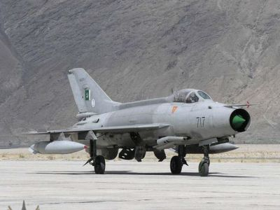изтребител F-7PG