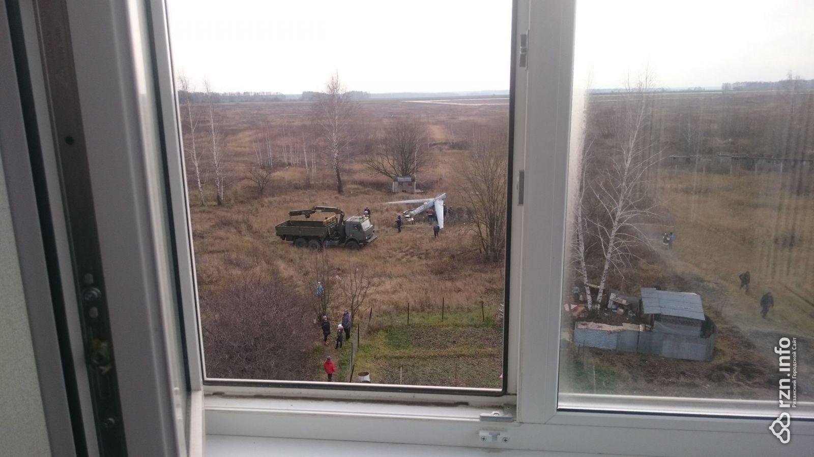 """Руски БЛА """"Орион"""" се е разбил до жилищен блок"""