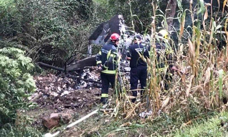 MиГ-21УМ се е разбил в Сърбия, пилотите са загинали