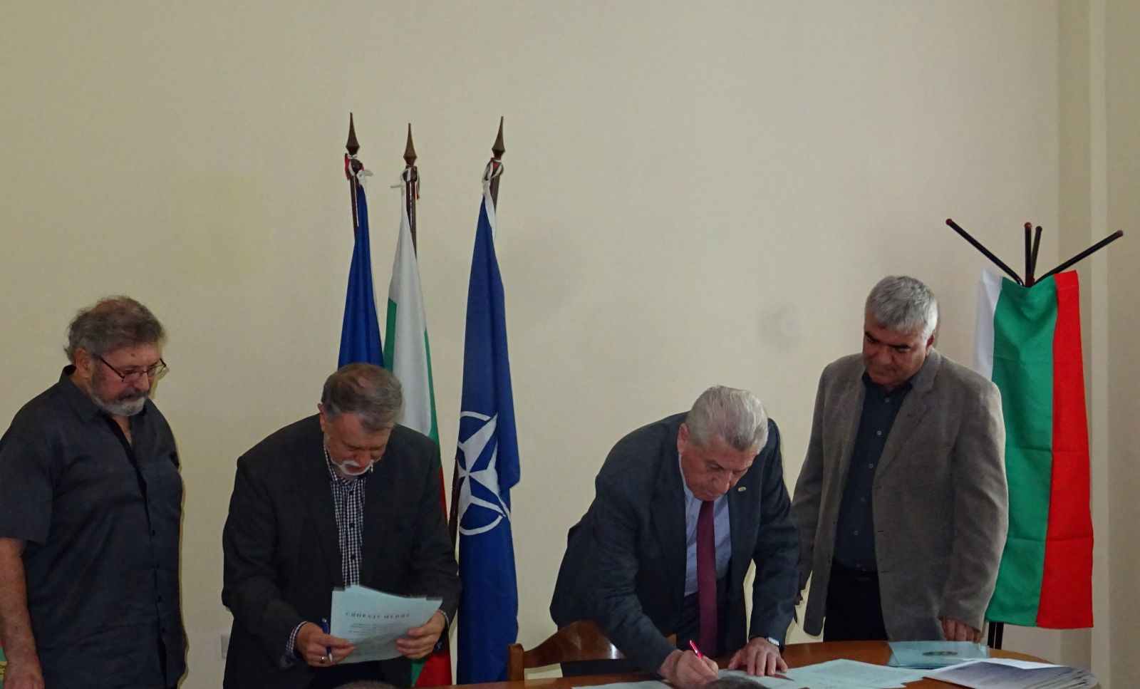 Нов клуб на военнопатриотичен съюз в Пловдив