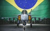 Saab Gripen Brasil.