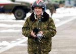 подполковник Сергей Осякин