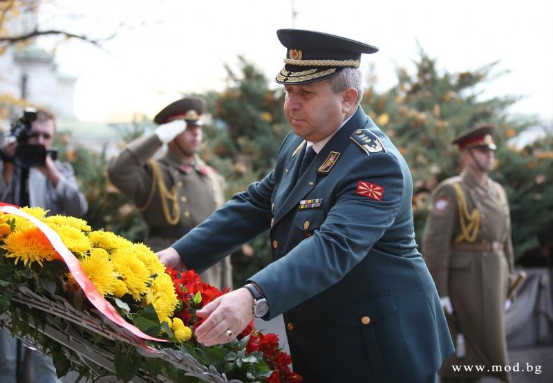 Генерал-лейтенант Андрей Боцев: Ще продължим добрата традиция за разширяване на сътрудничеството между България и Република Македония