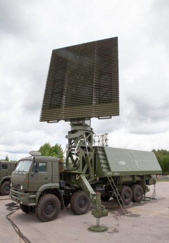 """Нов съвременен 3D радар представен от """"Рособоронэкспорт"""" (ГАЛЕРИЯ)"""