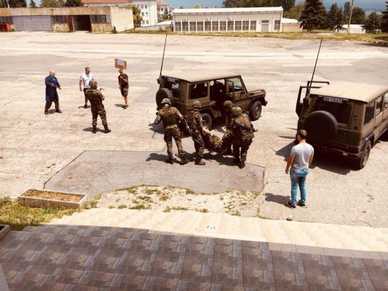 """Оценка """"боеготов"""" получи модул за гражданско-военно сътрудничество към Силите за отговор на НАТО"""