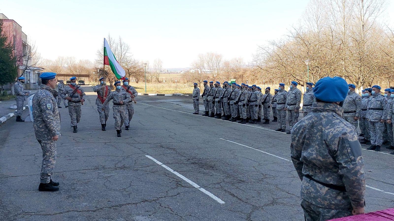 Клетва на новопостъпили военнослужещи във зенитно-ракетен дивизион-Божурище (ГОЛЯМА КЛЕТВЕНА КАЛЕРИЯ)