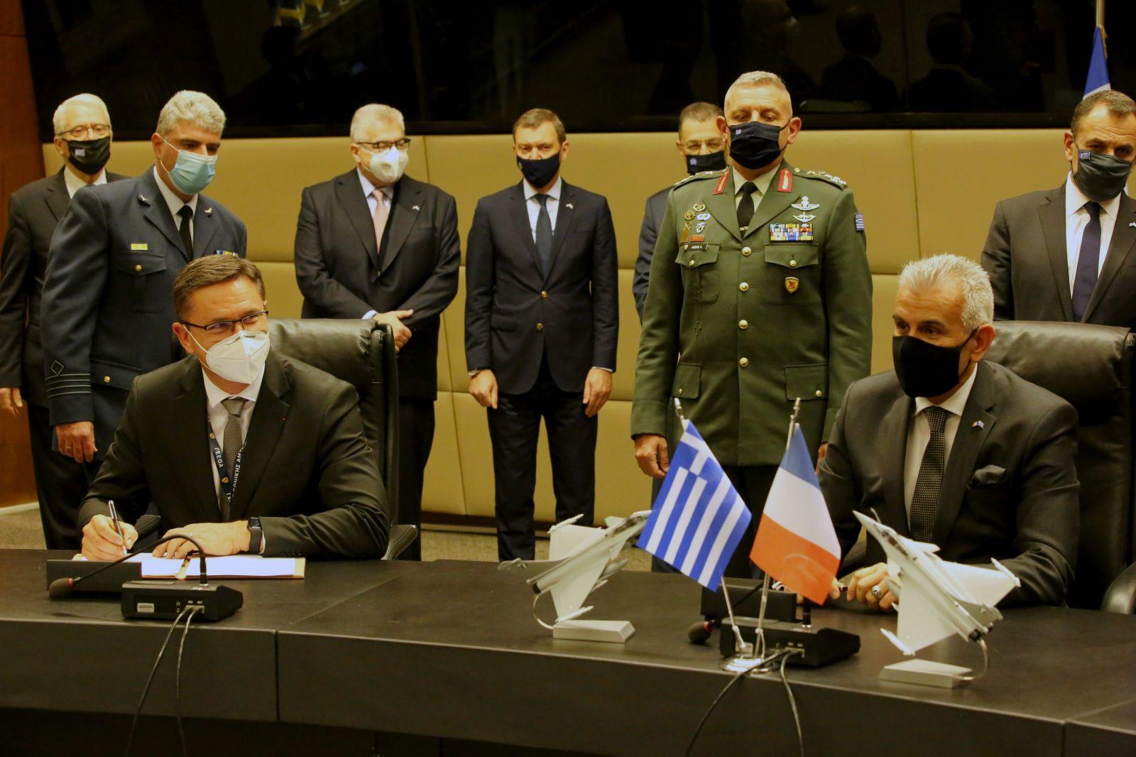MBDA ще въоръжи с ракети новите изтребители Rafale на ВВС на Гърция