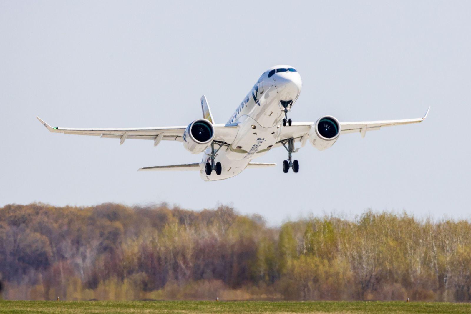 Air Austral изпревари Air France като първи френски оператор на Airbus A220 (ГАЛЕРИЯ)