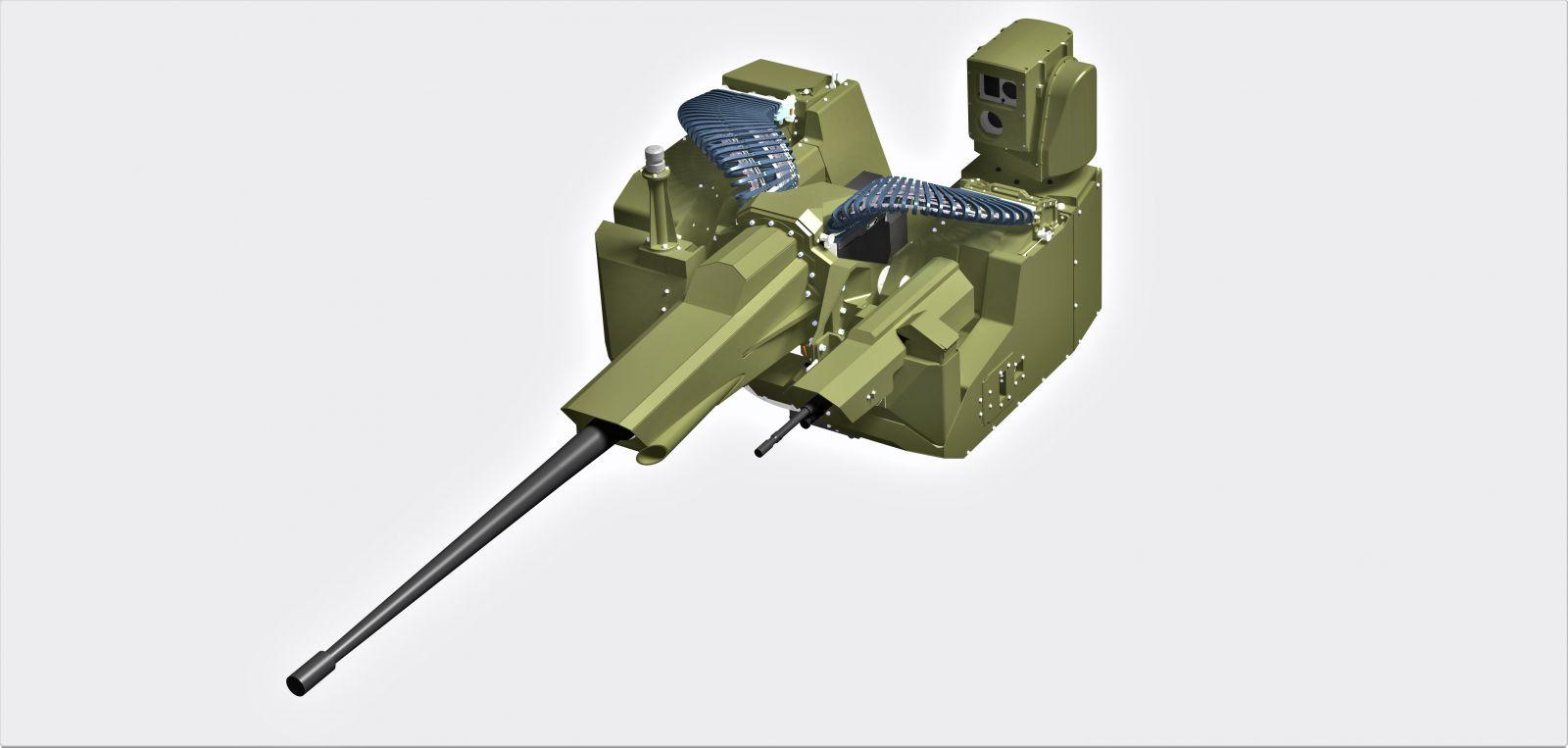 John Cockerill Defense разработва нова лека бойна станция CLWS с 25 mm оръдие (ЕКСКЛУЗИВНА ГАЛЕРИЯ)