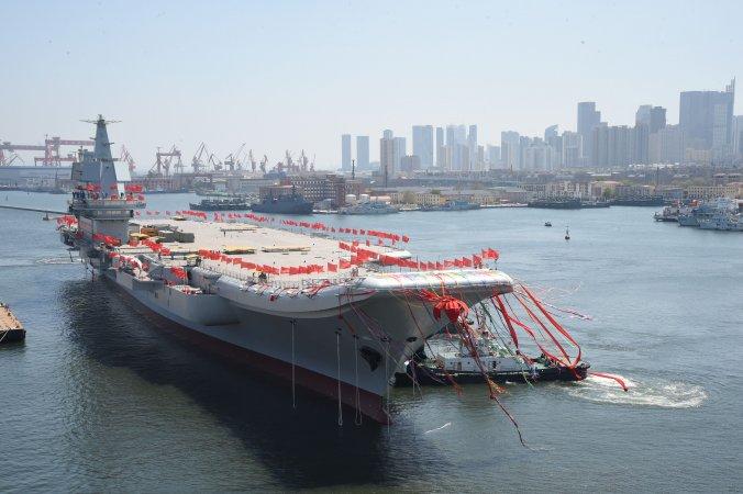 Новият китайски палубен AWACS KJ-600 не може да оперира от сегашните самолетоносачи на Китай, ще чака следващите