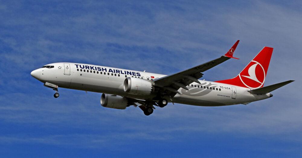 Turkish Airlines възобнови полетите с Boeing 737 MAX