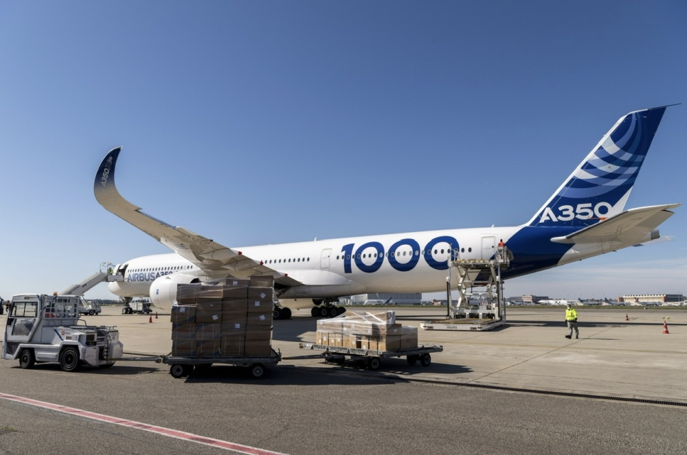 МАКС 2021: Airbus заяви, че има значителен интерес от клиенти за карго вариант на A350 (ГАЛЕРИЯ)