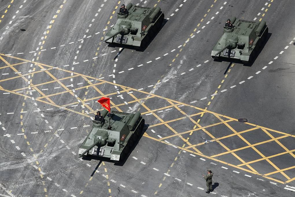 Парада на победата  24 юни 2020 г. – Част 2 Участващите бойни машини (ГОЛЯМА ПАРАДНА ГАЛЕРИЯ)