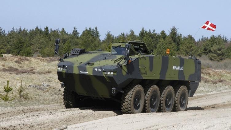 Голяма датска отбранителна компания фалира заради договор за доставка на БТР Piranha V