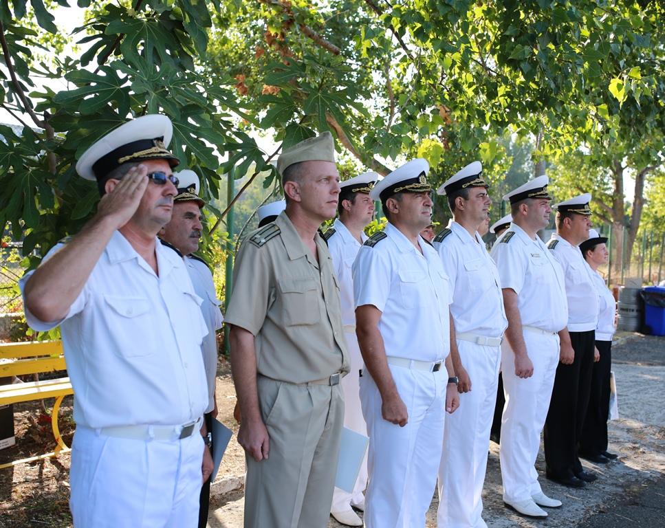 ГАЛЕРИЯ: 69 години 6-ти дивизион противоминни кораби