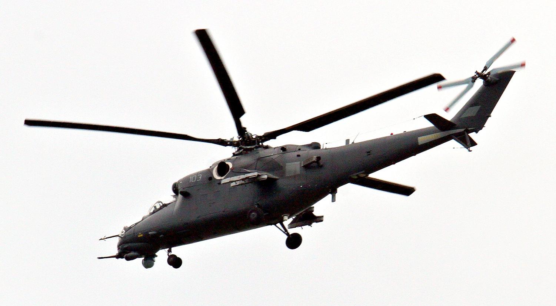 Покупките на ВВС на Беларус за 2021 г. включват четири Су-30СМ и четири Ми-35М (ГОЛЯМА ГАЛЕРИЯ)