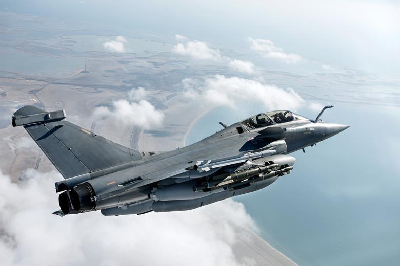 Мащабна френско-американска модернизация на гръцките ВВС (ГАЛЕРИЯ)