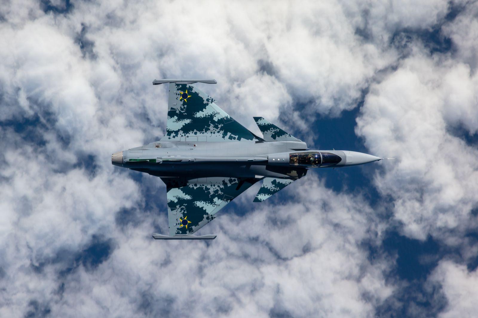Saab стартира производството на Gripen E/F в Бразилия