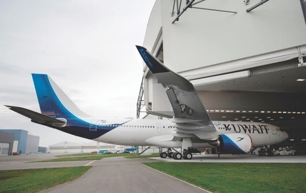 Kuwait Airways изпълни първия в света пътнически полет с Airbus A330-800